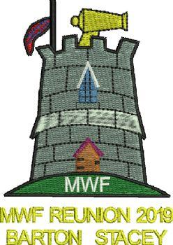 MWF Reunion 2019 Embroidered Polo Shirt